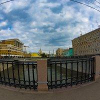 Москва. Водотводный канал. :: Анатолий Корнейчук