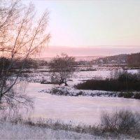 Зимние напевы :: Алена Афанасьева