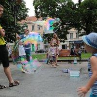 Мыльные пузыри-19. :: Руслан Грицунь