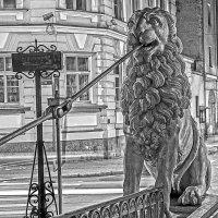 Львиный мост. :: Владимир Питерский