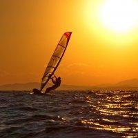 белое солнце серферов :: Ingwar