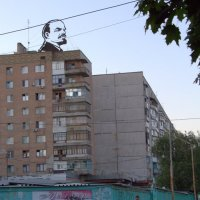 под пристальным взглядом вождя) :: Александр Иванов