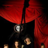 Хеллоуин :: Елена Фотостудия ПаФОС