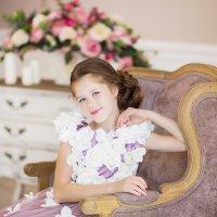 Нежна и чувственная :: Анастасия Кочеткова