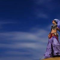 В гармонии с ветром. :: Светлана Салахетдинова