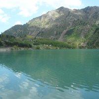 горное озеро в Алматинской области :: людмила дзюба