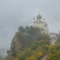 Форосская церковь :: Елена Решетникова