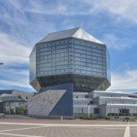 Национальная библиотека Беларусии. :: юрий Амосов