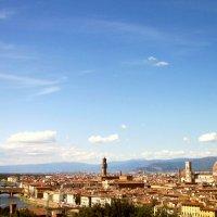 Чао,Флоренция! :: Елена Байдакова
