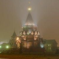 Храм в Нарьян-Маре :: Олег Кулябин