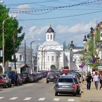 Городские улицы :: Святец Вячеслав