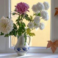 За окном осень :: Alis AN