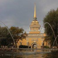 Засыпающий фонтан :: Вера Моисеева