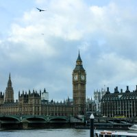 Небо Лондона :: Ася Бурова
