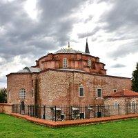 Церковь Святых Сергия и Вакха или Малая Айя-София (527-529 гг.), Константинополь (Стамбул) :: Денис Кораблёв