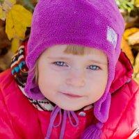 Осень в детском взгляде :: Виктория Налобина