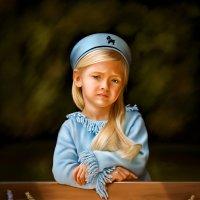 Девочка :: Лариса Соколова