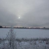 Зимний пейзаж. :: Юрий