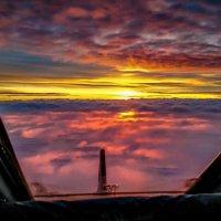 В погоне за солнцем :: Сергей Балкунов