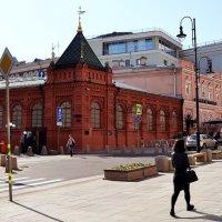 Одна из первых электростанций Москвы на Большой Дмитровке :: Владимир Болдырев