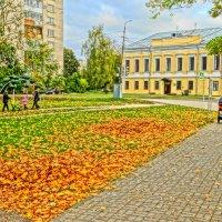 дорожки городские.. :: Михаил Жуковский