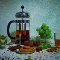 Десерт к чаю :: Valentina V.