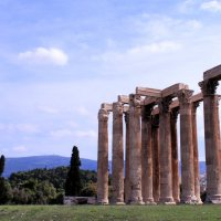 Афины, Греция, октябрь 2015 :: Irene Lykhozhon