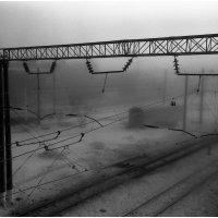 Вокзал в зимнем тумане :: Mori Haos