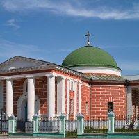 Спасо-Преображенская церковь. :: Андрий Майковский