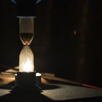 Время бежит и сгорает :: Pavel Lomakin