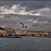 В Неапольском порту. :: Leonid Korenfeld
