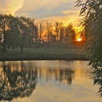 восход в октябре :: Елена