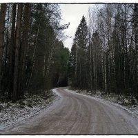 Где то там за поворотом зима... :: muh5257