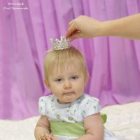 1годик :: Оля Терентьева