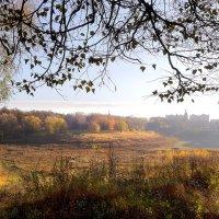 Последний рассвет уходящего октября... :: Андрей Войцехов