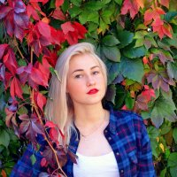 Немного осени в красках :: Ирина Бучева