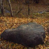 Черный камень :: Андрей Лукьянов