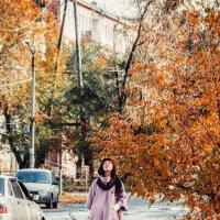 Любуясь осенней высотой :: Роман