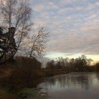 утро на реке :: Александра