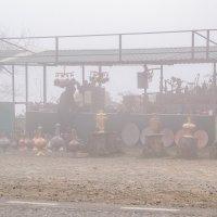 Туман в Лаго-Наки... :: Юлия Бабитко
