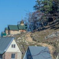 Православная часовня... :: Юлия Бабитко