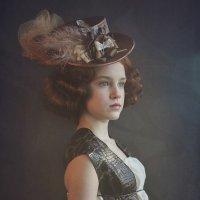 Steampunk girl :: Elena Fokina