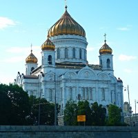 Москва :: Анастасия Дмитриева