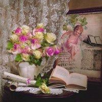 Почему так сладко пахнут розы... :: Валентина Колова
