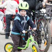 Маленький велосипедист :: Светлана