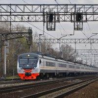 Электропоезд ЭД4М-0542 :: Денис Змеев