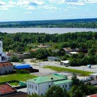 Тобольск .Базарная площадь. :: petyxov петухов
