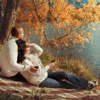 Осень для двоих :: Елена Инютина
