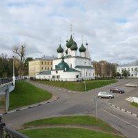 Церковь Спаса Преображения на Городу, в Ярославле... :: Galina Leskova