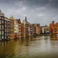 Осенний  Амстердам :: Валерий Цингауз